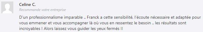 Témoignage de Céline C