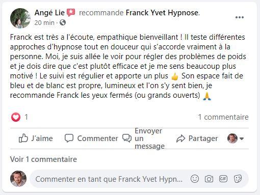 Témoignage d'Angélie